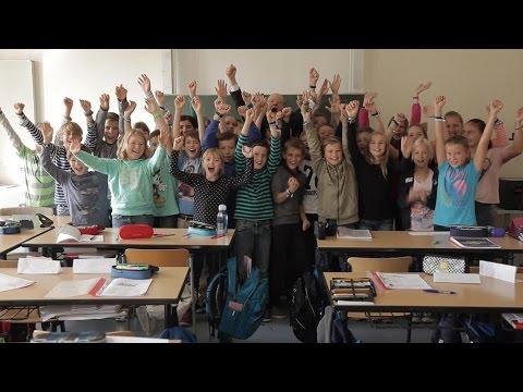 Hildesheim: Grüße an die Romfahrer des Josephinums