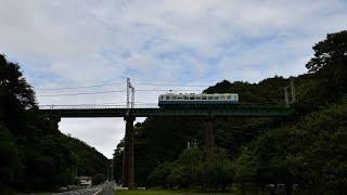伊豆急行 100系 クモハ103号車ラストラン 2019年7月7日