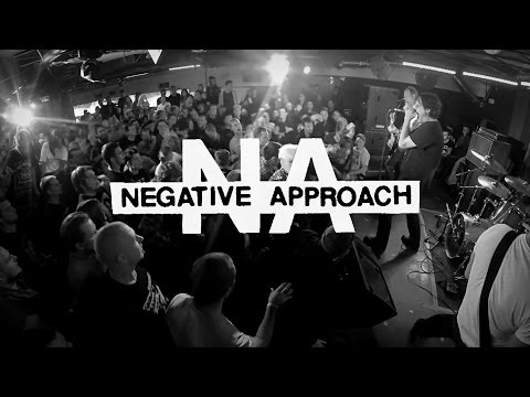 Negative Approach | Live in Moscow 2014/09/21 | full set