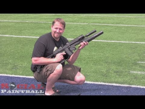 Paintball Grenade Launchers