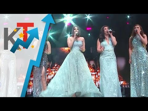 Pinay divas reunite for a powerful sing-off on ASAP Natin &39;To in Bay Area