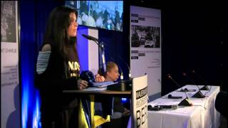 Ruslana's press conference at the Berlin Wall Museum | 01.02.2014(, 2014-02-03T01:46:56.000Z)