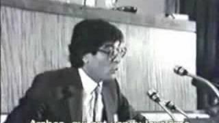محمود درويش... سقط القناع
