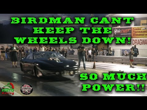 Birdman Can't Keep The Bird On The Ground Aginst Kelvin Brown 4k video
