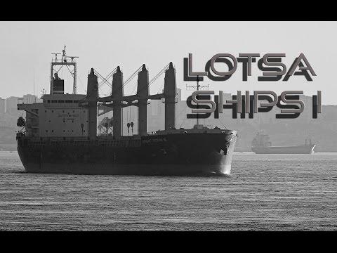 Lotsa Ships - Part I