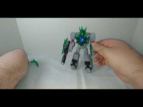 Chuck's Reviews Transformers Cyberverse Battle Call Megatron