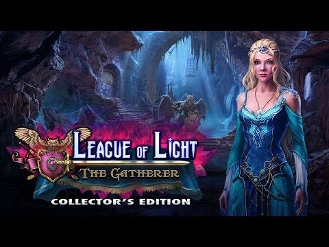 NEW HIDDEN OBJECT GAMES   League Of Light: The Gatherer Collector's Edition   Solve The Puzzle!