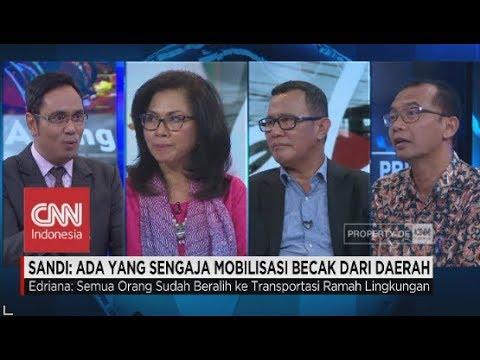 Anies Baswedan Bolehkan Becak di Jakarta, Wakil Rakyat Akan Menggugat Jika Langgar Aturan