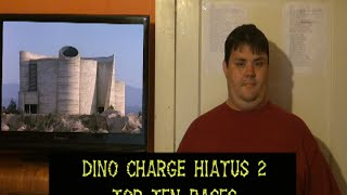 Power Rangers Dino Charge Hiatus 2 - Top Ten Bases