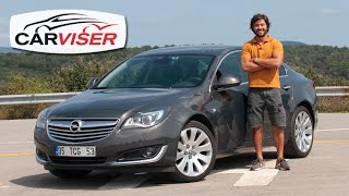 Opel Insignia 2014 Test Sürüşü - Review (English subtitled)