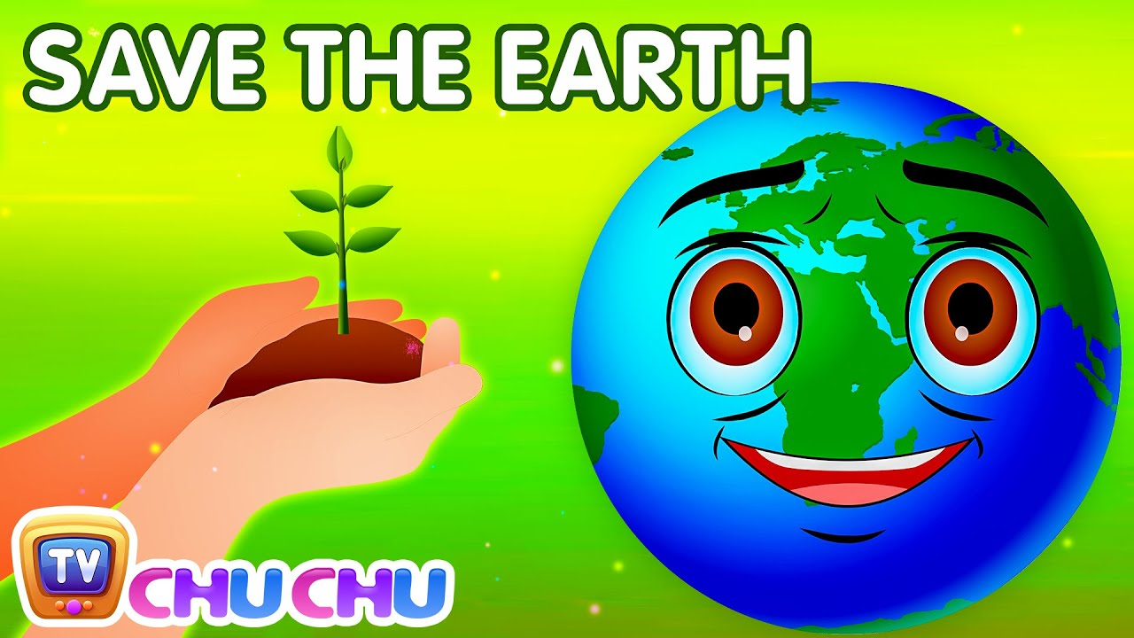 here we go round the mulberry bush save the earth from global warming chuchu tv youtube Green Earth Money Green Trees Earth