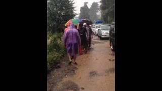 Monsoon Weather - Dharamshala - McLeodGanj (India)