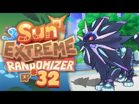 WHAT HAPPENED TO SOLGALEO!? - Pokemon Sun Extreme Randomizer (Episode 32)
