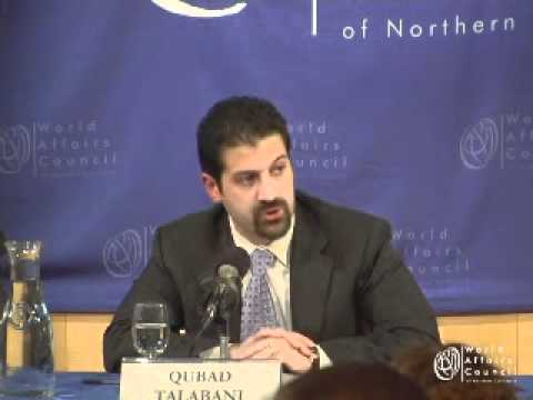 Qubad Talabani on Who Are The Kurds? In Brief