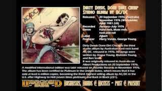 AC/DC - Dirty Deeds Done Dirt Cheap - R.I.P. (Rock in Peace)