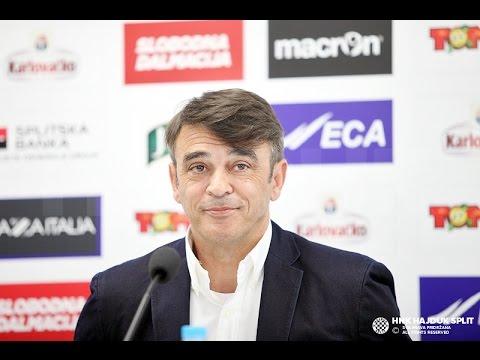 Trener Damir Burić o sezoni 2015/2016