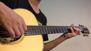 ของขวัญ (Fingerstyle Guitar) | ปิ๊ก cover