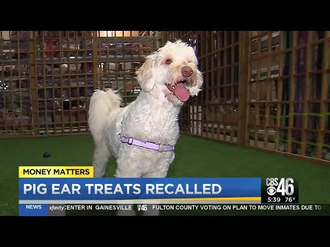 Deanna King - ALERT: Pig Ear Dog Treats Recalled After More Sicknesses Reported