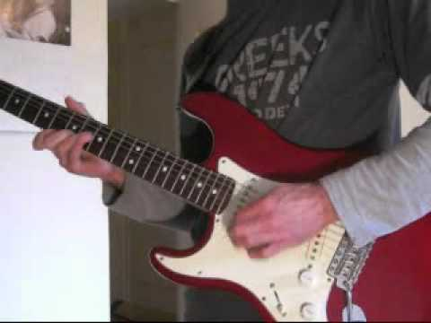 Seymour Duncan APS-2 clean Fender Deluxe VM Strat HW1 left