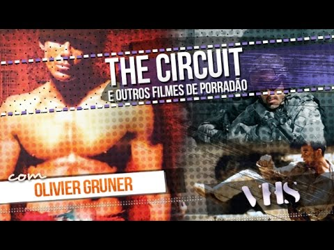 Review - The Circuit (2002) + Olivier Gruner interview // VHS