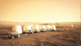 Добровольцы на Марс.Новости будущего.
