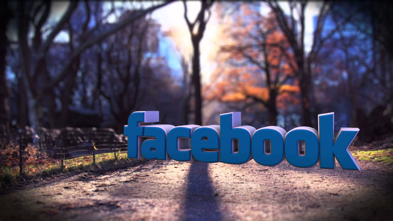 logo facebook cinema 4d