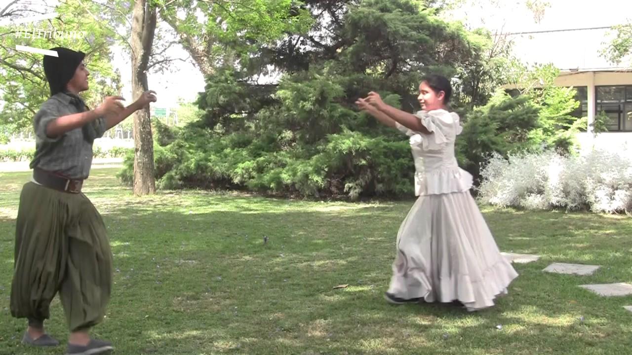 Imagenes De Niños Bailando Folklore Animados