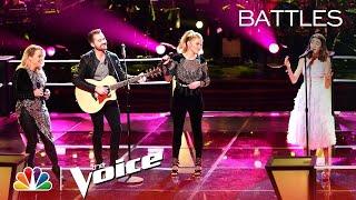 The Voice 2019 Battles - The Bundys vs. Mikaela Astel: