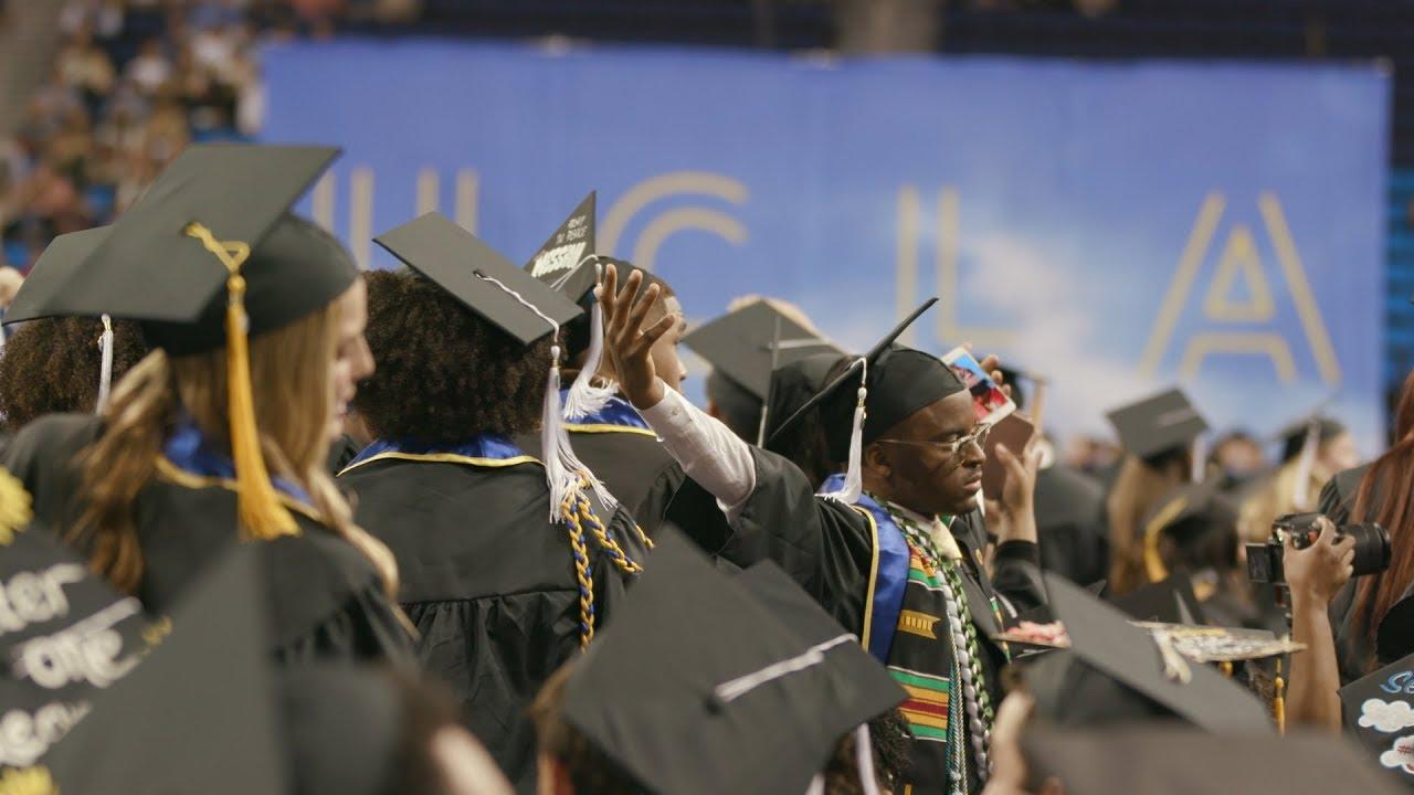 Ucla Graduation 2020.Commencement