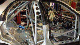 Full Race Roll-Cage - 2005 Subaru WRX Wagon