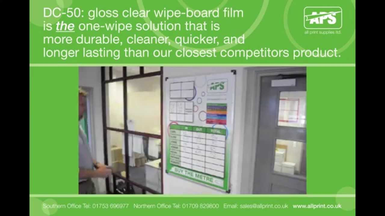 how to clean a whiteboard youtube
