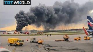 Russia Plane Crash: Prosecutors launch investigation into fire