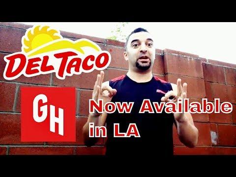 New - Del Taco at Your Door in Los Angeles