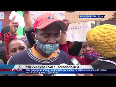 VAOVAO DU 04 AOUT 2020 BY TV PLUS MADAGASCAR