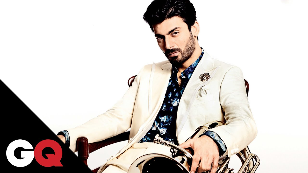 Gq Style Guide Fawad Khan Work Is Play Gq India Youtube
