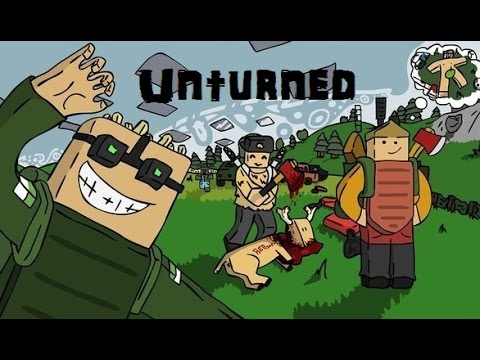 Unturned 3.0 - PEI MAP v2 - YouTube