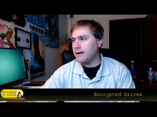 Creating Encrypted Drives to Protect Your Data
