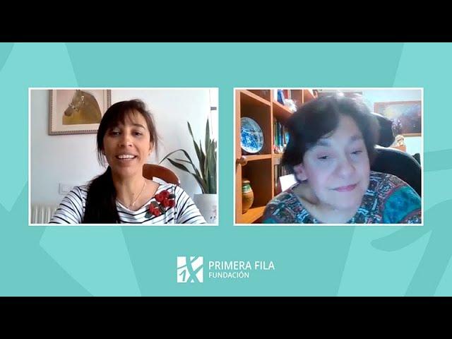 Entrevista a la presidenta de la Asociación de Zooterapia de Extremadura, María Dolores Apolo
