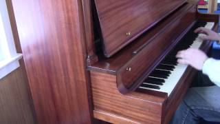 I Will Enter His Gates- Praise Chorus On A 1918 Kohler & Campbell Piano