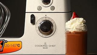 ШОКОЛАДНЫЙ ПУДИНГ НА 14 ФЕВРАЛЯ   рецепт Kenwood Cooking Chef