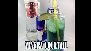 Viagra Cocktail Recipe Tutorial | Energy Drink Cocktails
