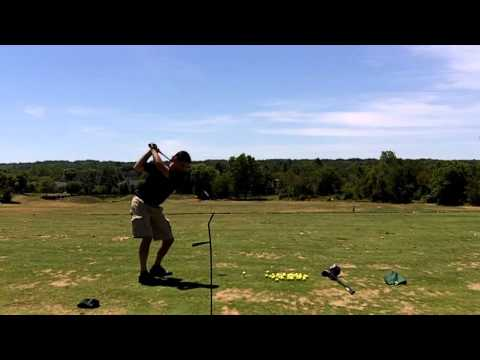 Bob Foxx Golf Swing Video Driver July 2010