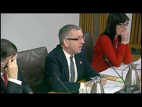 Public Petitions Committee - Scottish Parliament: 11th November 2014