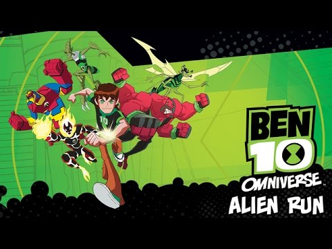 Ben 10 Alien Run gratis game steam keys