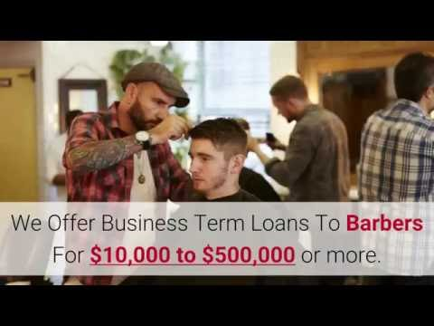 How to Get a Small business Loan for Barber Shop