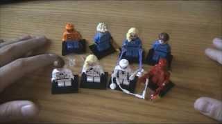 Lego V-Log - Фантастическая четверка