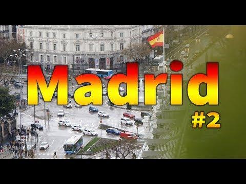 Explorando la ciudad de Madrid, España | capítulo 2 | Viaja con Yoel