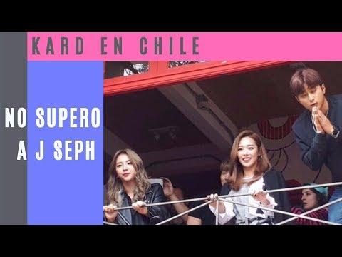 KARD EN CHILE - HOTEL, RADIO, TEATRO, SHOW... (PARTE 2) SUB PORT