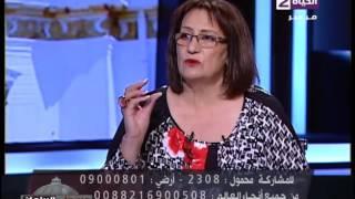 """بالفيديو.. برلمانية: قرار """"عبدالعال"""" بشأن المنيا متأخر"""