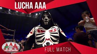 Psycho Vs Park Vs Wagner Vs Pagano | Lucha Libre AAA Worldwide